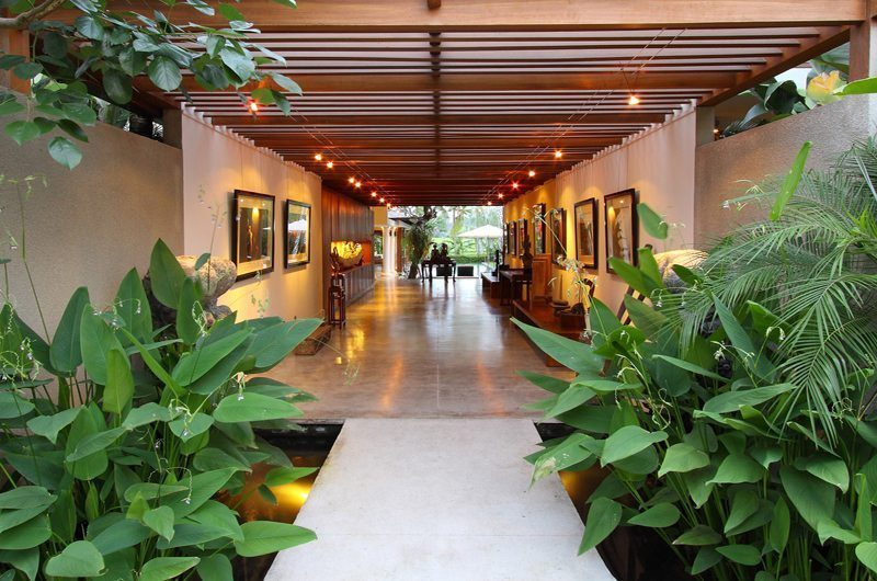Villa Sarasvati Pathway | Canggu, Bali
