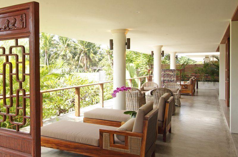 Villa Sarasvati Relaxing Lounge | Canggu, Bali