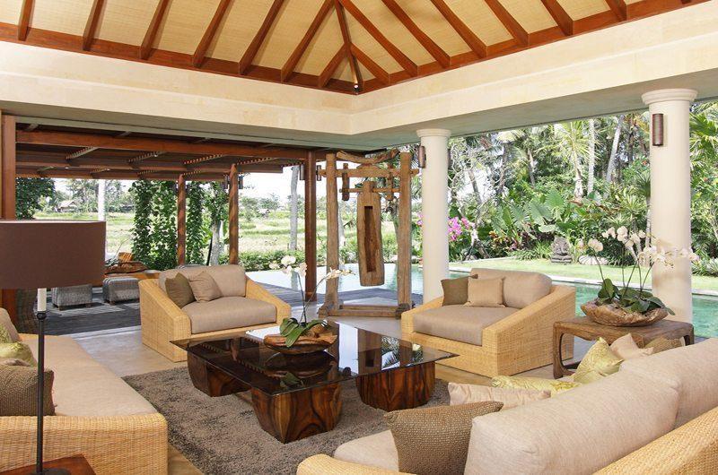 Villa Sarasvati Living Pavilion | Canggu, Bali