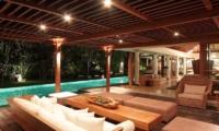 Villa Sarasvati Living Area | Canggu, Bali