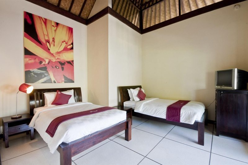 Villa Sayang Twin Bedroom | Seminyak, Bali