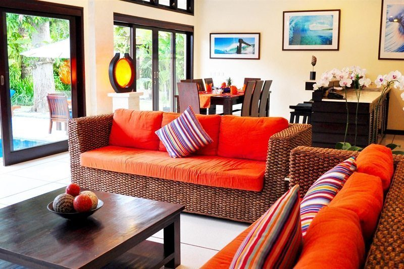 Villa Sayang Living Area | Seminyak, Bali