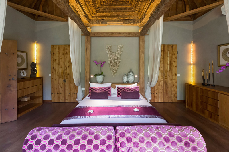 Villa Shambala Bedroom | Seminyak, Bali