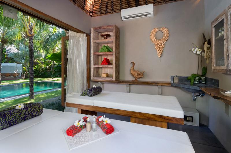 Villa Shambala Massage Room | Seminyak, Bali