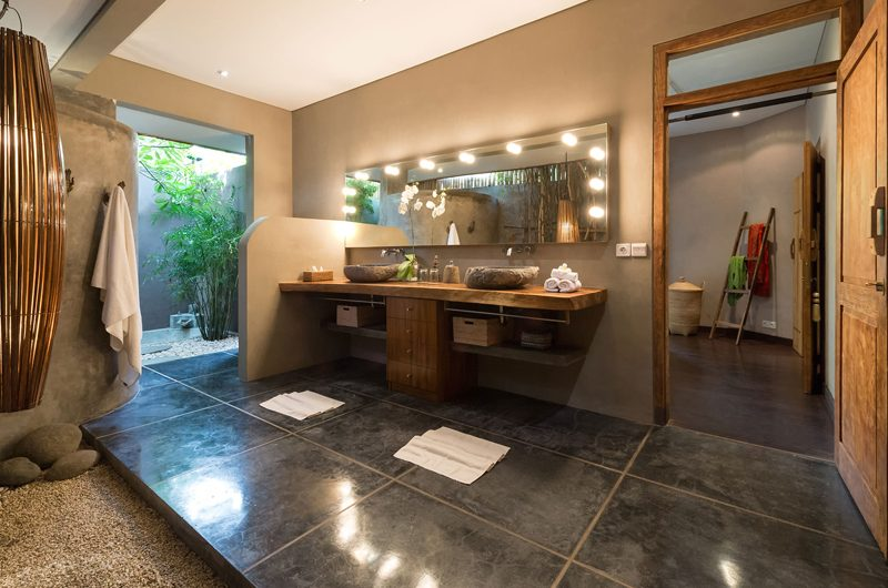 Villa Shambala Spacious Bathroom | Seminyak, Bali