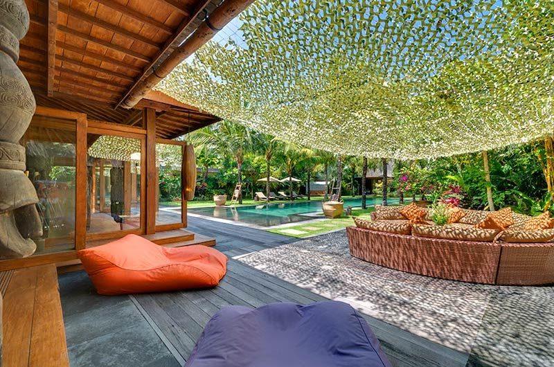Villa Shambala Outside Lounge | Seminyak, Bali
