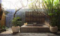 Villa Shambala Outdoor Bathtub | Seminyak, Bali