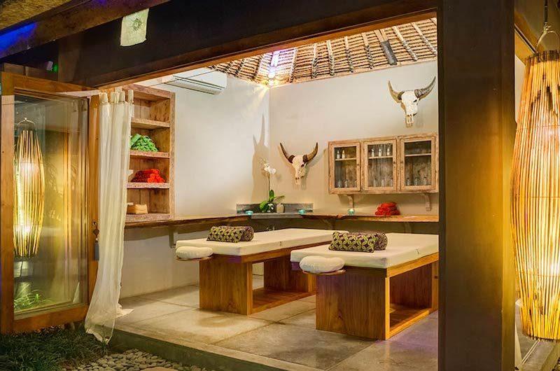 Villa Shambala Massage Beds | Seminyak, Bali