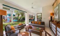 Villa Shinta Dewi Living Room | Seminyak, Bali