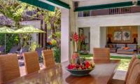 Villa Shinta Dewi Dining Room | Seminyak, Bali