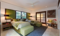 Villa Shinta Dewi Twim Bedroom | Seminyak, Bali