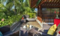 Villa Shinta Dewi Open Plan Seating Area | Seminyak, Bali