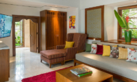 Villa Shinta Dewi Indoor Seating | Seminyak, Bali