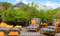 Villa Shinta Dewi Outdoor Seating | Seminyak, Bali