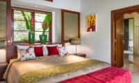 Villa Shinta Dewi Bedroom with Lamps | Seminyak, Bali
