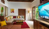 Villa Shinta Dewi Media Area | Seminyak, Bali