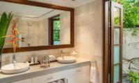 Villa Shinta Dewi Bathroom Area | Seminyak, Bali