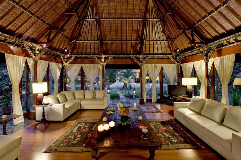 Villa Taman Sorga Lounge Room | Sanur, Bali