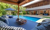 Windu Villas Villa Windu Sari Pool Bale | Petitenget, Bali