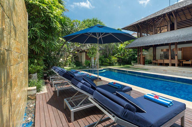 Windu Villas Villa Windu Sari Sun Loungers | Petitenget, Bali