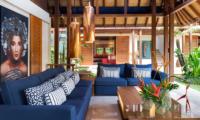 Windu Villas Villa Windu Sari Lounge Area | Petitenget, Bali
