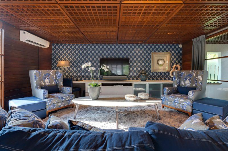 Windu Villas Villa Windu Sari TV and Lounge Room | Petitenget, Bali