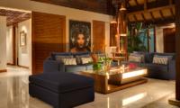 Windu Villas Villa Windu Sari Living Room | Petitenget, Bali