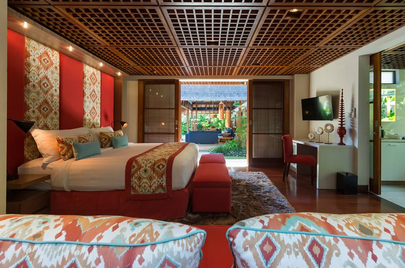 Windu Villas Villa Windu Sari Bedroom with Sofa | Petitenget, Bali