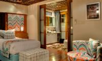Windu Villas Villa Windu Sari Bedroom View | Petitenget, Bali