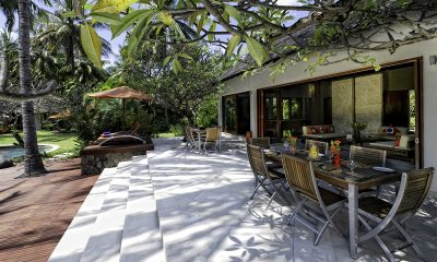 Villa Anandita Outdoor Dining | Lombok, Indonesia
