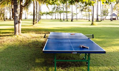 Villa Anandita Table Tennis | Lombok, Indonesia