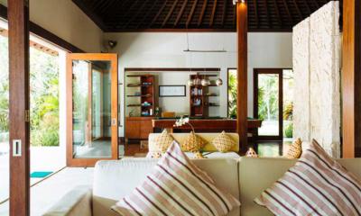 Villa Anandita Living Area | Lombok, Indonesia