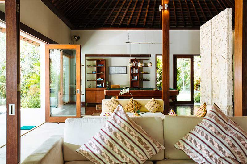 Villa Anandita Living Area | Lombok, Indonesia