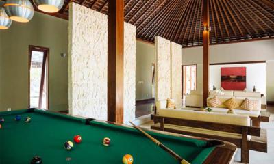 Villa Anandita Billiard Table | Lombok, Indonesia