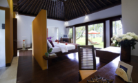 Villa Anandita Bedroom with study Table | Lombok, Indonesia