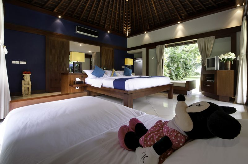 Villa Anandita Bedroom with Kids Bed | Lombok, Indonesia