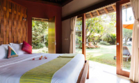 Villa Anandita Bedroom with Pool View | Lombok, Indonesia