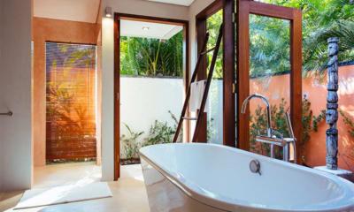 Villa Anandita Bathtub | Lombok, Indonesia
