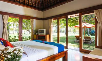 Villa Anandita Bedroom with Garden View | Lombok, Indonesia