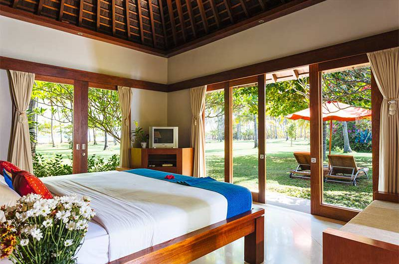 Villa Anandita Bedroom with Garden View | Lombok, Indonesia