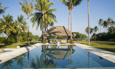 Villa Sepoi Sepoi Swimming Pool | Lombok, Indonesia