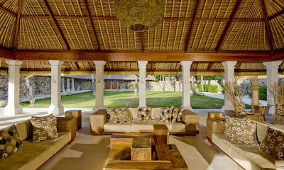 Villa Sepoi Sepoi Indoor Living Area | Lombok, Indonesia