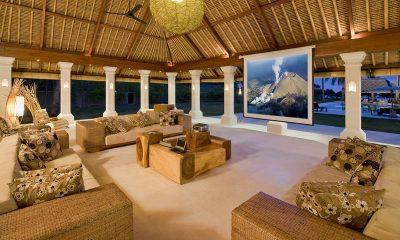 Villa Sepoi Sepoi Living Area | Lombok, Indonesia