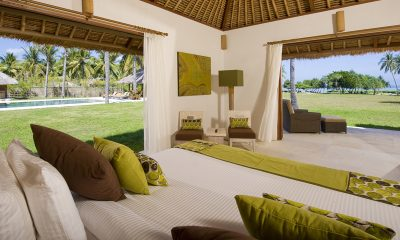 Villa Sepoi Sepoi Bedroom with Sea View | Lombok, Indonesia