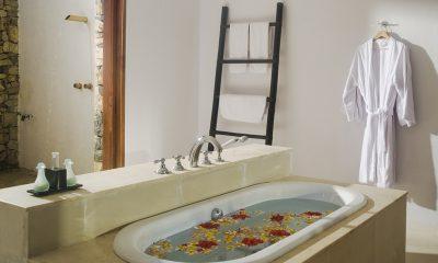 Villa Sepoi Sepoi Bathroom | Lombok, Indonesia