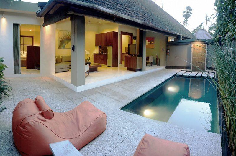 Ahimsa Estate Pool Side   Petitenget, Bali