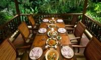Alamanda Villa Dining Area | Ubud, Bali