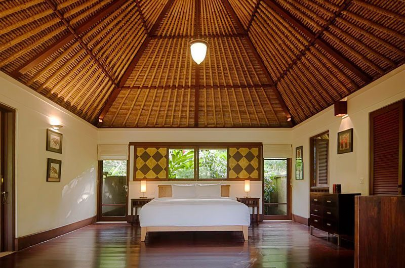 Alamanda Villa Master bedroom | Ubud, Bali