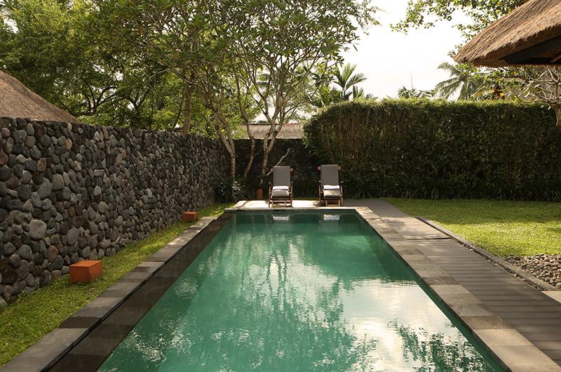Alila Ubud Villas Swimming Pool   Ubud, Bali