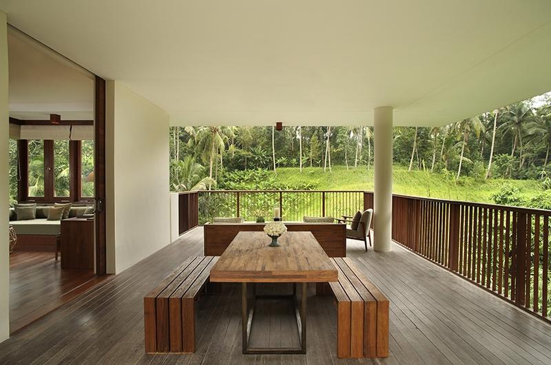 Alila Ubud Villas Valley Villa Terrace | Ubud, Bali